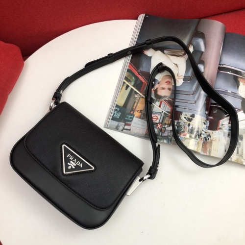 Prada AAA Quality Messeger Bags #786614 $93.12 USD, Wholesale Replica Prada AAA Quality Messeger Bags