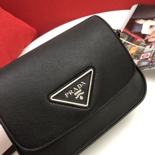 Replica Prada AAA Quality Messeger Bags #786614 $93.12 USD for Wholesale