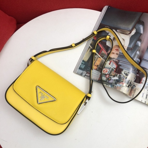Prada AAA Quality Messeger Bags #786615