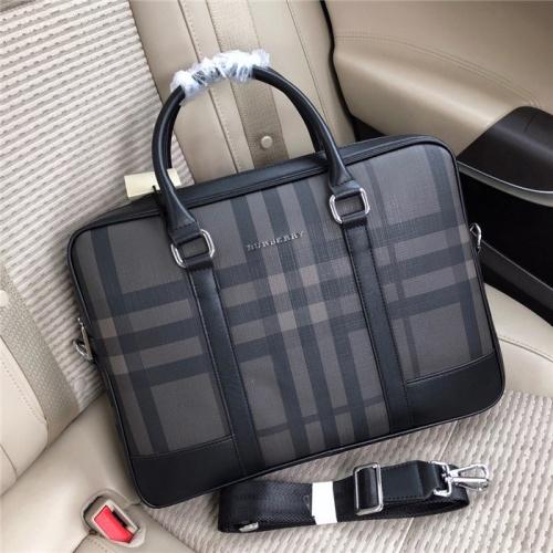 Burberry AAA Man Handbags #786629