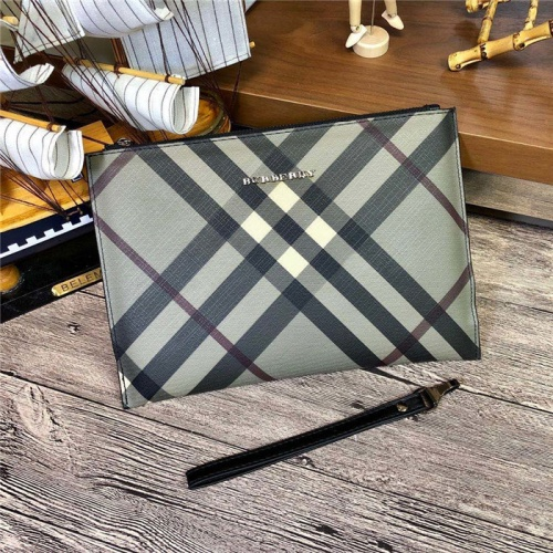 Burberry AAA Man Wallets #786631