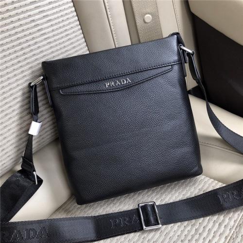 Prada AAA Man Messenger Bags #786634