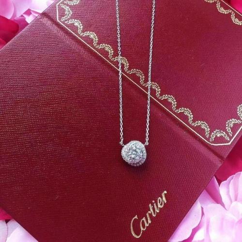 Cartier Necklaces #786680 $32.98 USD, Wholesale Replica Cartier Necklaces