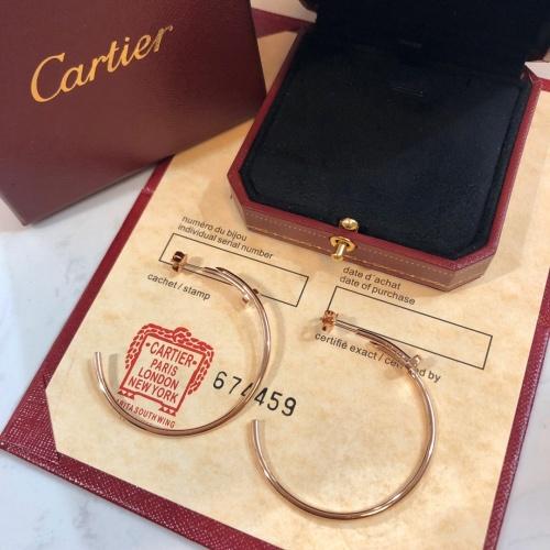 Cartier Earring #786709