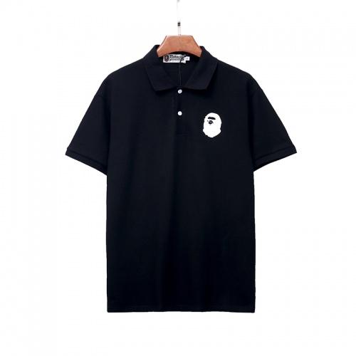 Bape T-Shirts Short Sleeved Polo For Men #786731