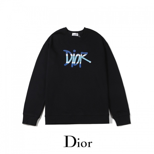 Christian Dior Hoodies Long Sleeved O-Neck For Men #786748