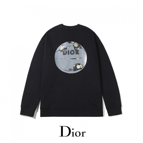 Christian Dior Hoodies Long Sleeved O-Neck For Men #786750