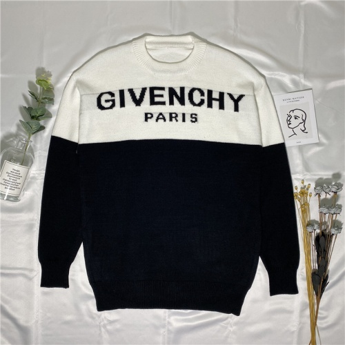 Givenchy Sweater Long Sleeved O-Neck For Men #786760