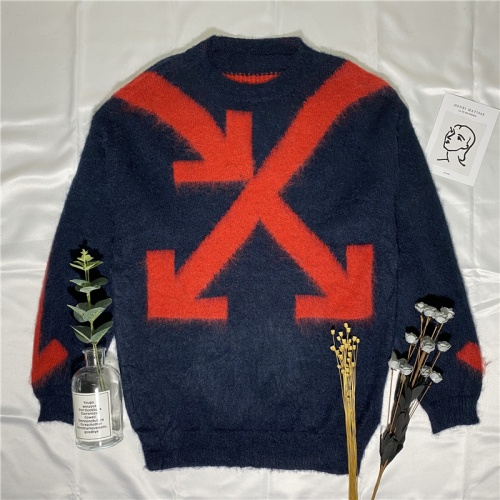 Off-White Sweaters Long Sleeved For Men #786826
