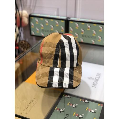 Burberry Caps #786851