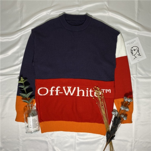 Off-White Sweaters Long Sleeved For Men #786876