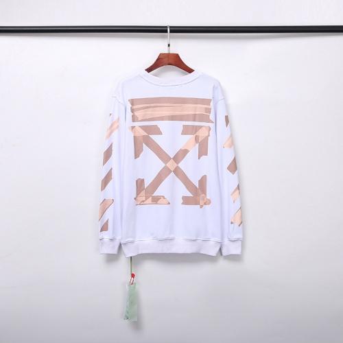 Off-White Hoodies Long Sleeved O-Neck For Men #786895
