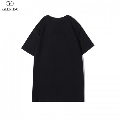 Replica Valentino T-Shirts Short Sleeved O-Neck For Men #786900 $24.25 USD for Wholesale