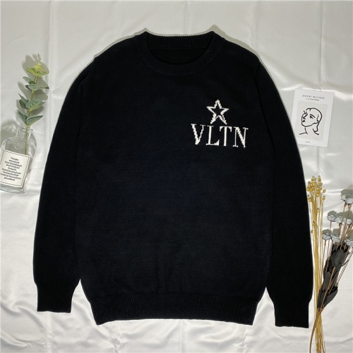 Valentino Sweaters Long Sleeved O-Neck For Men #786903