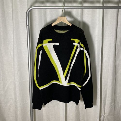 Valentino Sweaters Long Sleeved O-Neck For Men #786905