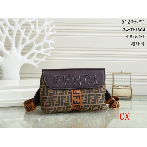 Fendi Fashion Messenger Bags #786921