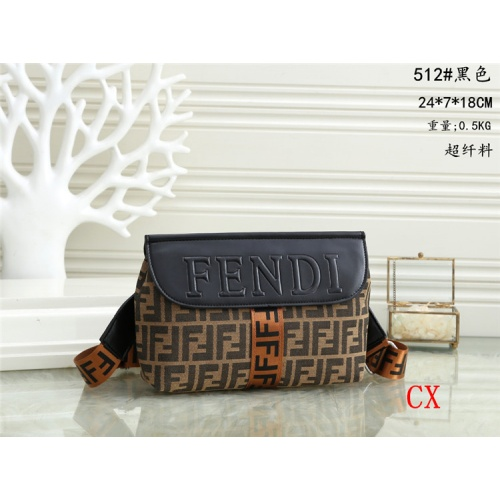 Fendi Fashion Messenger Bags #786922