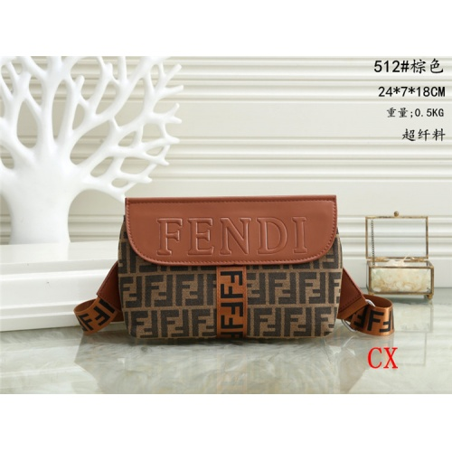 Fendi Fashion Messenger Bags #786924