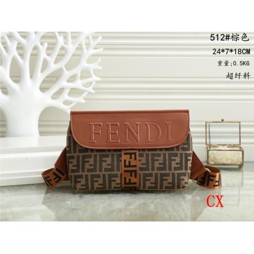 Fendi Fashion Messenger Bags #786924