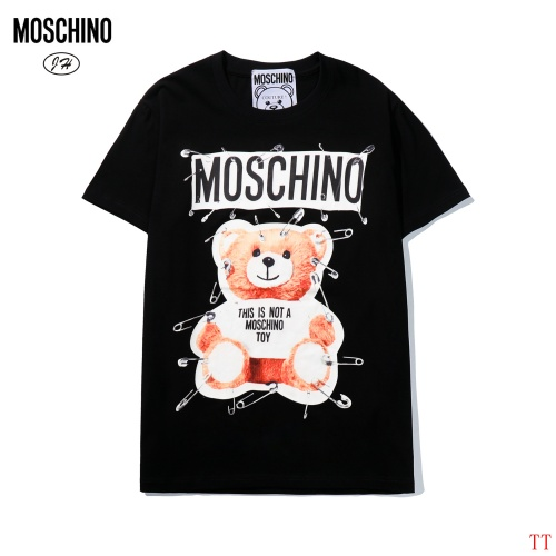 Moschino T-Shirts Short Sleeved O-Neck For Men #786946