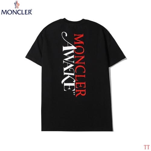 Moncler T-Shirts Short Sleeved O-Neck For Men #786982