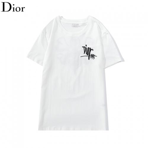 Christian Dior T-Shirts Short Sleeved O-Neck For Men #786989