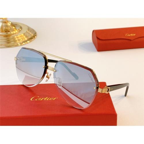 Cartier AAA Quality Sunglasses #787030