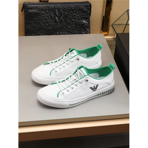 Armani Casual Shoes For Men #787173