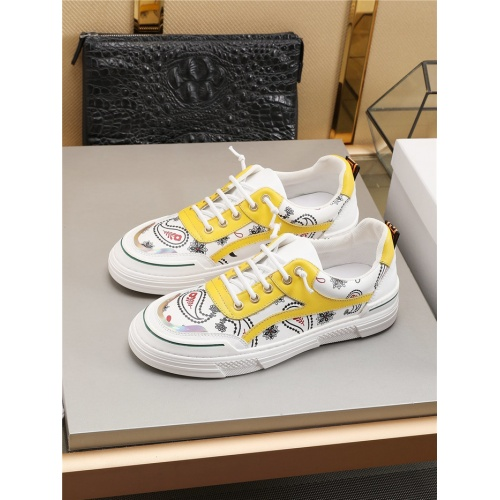 Versace Casual Shoes For Men #787174