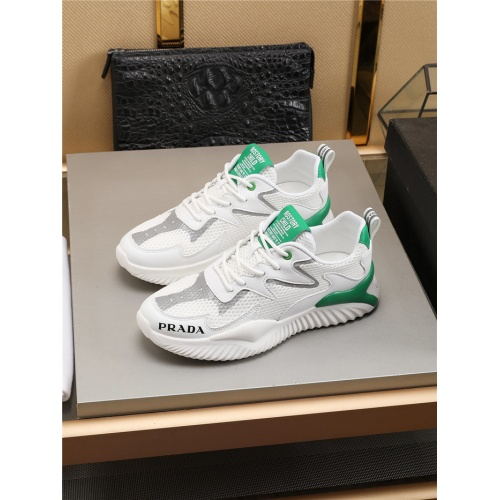 Prada Casual Shoes For Men #787181