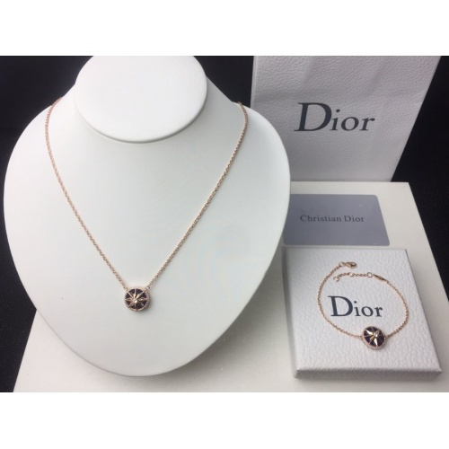 Christian Dior Necklace #787221 $28.13, Wholesale Replica Christian Dior Necklace