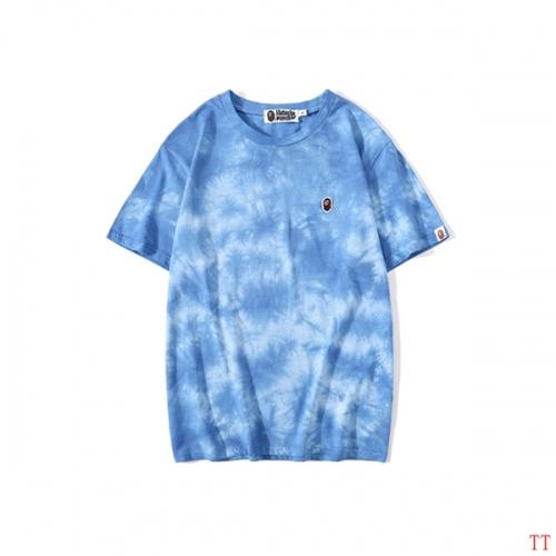 Bape T-Shirts Short Sleeved O-Neck For Men #787234