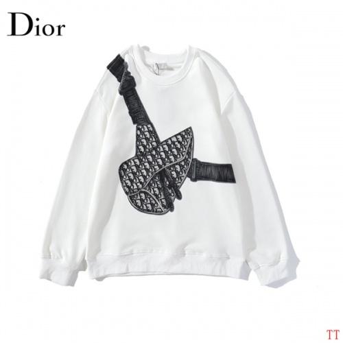 Christian Dior Hoodies Long Sleeved O-Neck For Men #787247