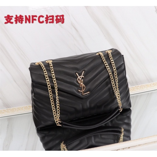 Yves Saint Laurent YSL AAA Quality Shoulder Bags For Women #787272