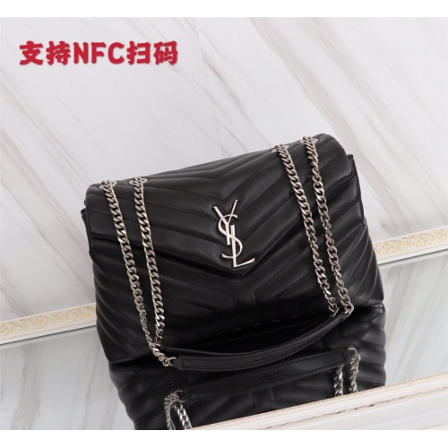 Yves Saint Laurent YSL AAA Quality Shoulder Bags For Women #787273