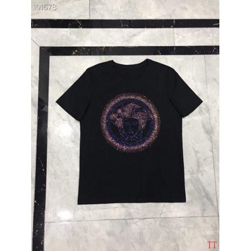 Versace T-Shirts Short Sleeved O-Neck For Men #787293