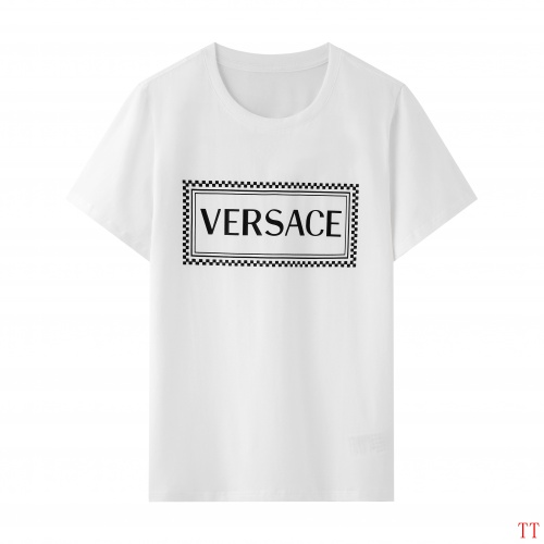 Versace T-Shirts Short Sleeved O-Neck For Men #787299