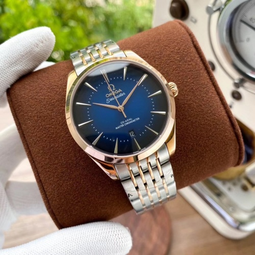 OMEGA AAA Quality Watches In 40*12mm For Men #787325 $185.27 USD, Wholesale Replica OMEGA New Quality Watches