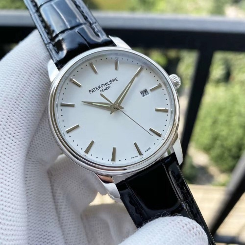 Patek Philippe AAA Quality Watches In 40*12mm For Men #787336