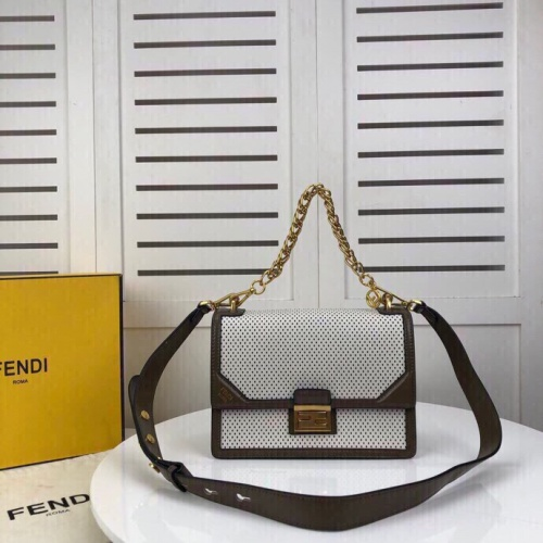 Fendi AAA Quality Messenger Bags For Women #787362