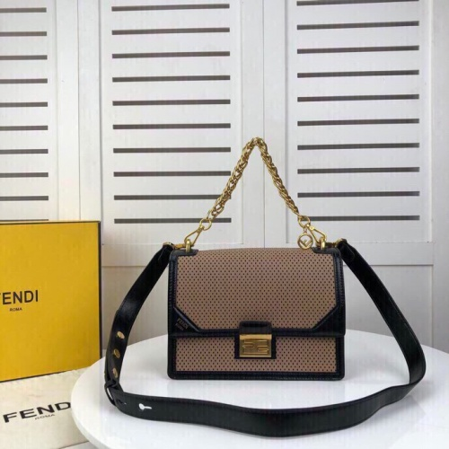 Fendi AAA Quality Messenger Bags For Women #787363