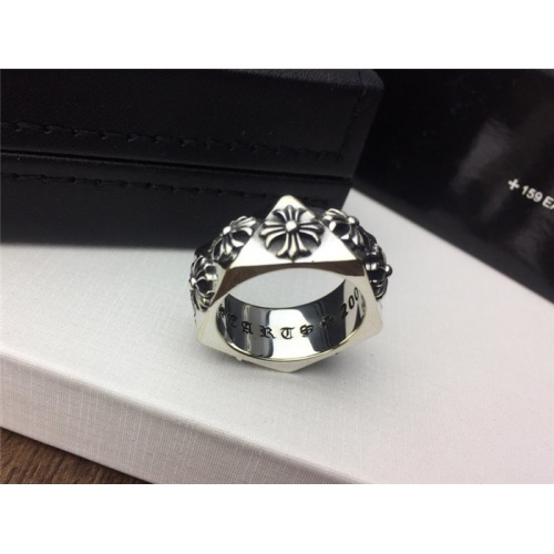 Chrome Hearts Rings #787553