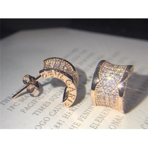 Bvlgari Earrings #787563 $28.13 USD, Wholesale Replica Bvlgari Earrings