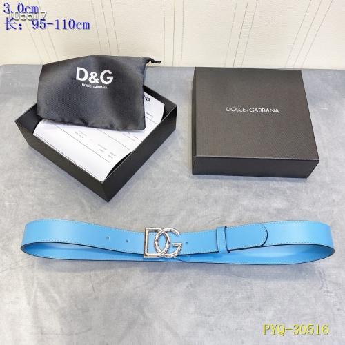 Dolce & Gabbana D&G AAA Belts #787583