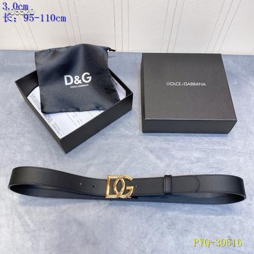 Dolce & Gabbana D&G AAA Belts #787586