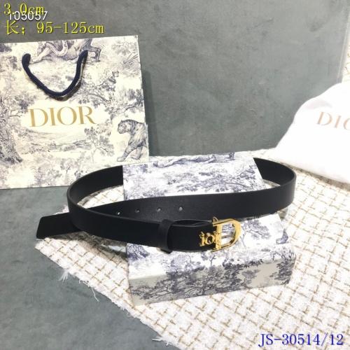 Christian Dior AAA Quality Belts #787594