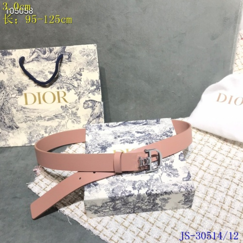 Christian Dior AAA Quality Belts #787595