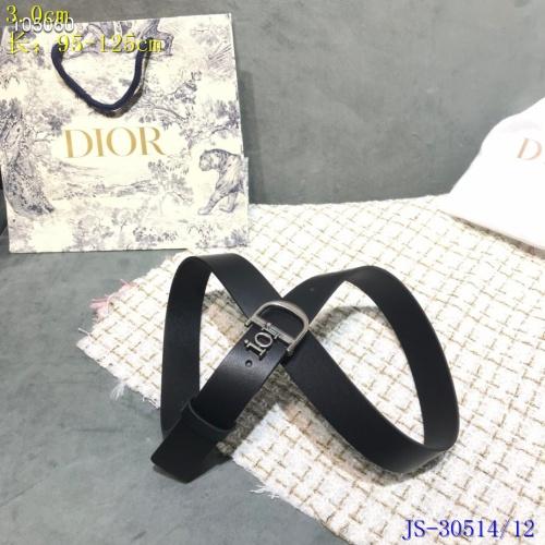 Christian Dior AAA Quality Belts #787597
