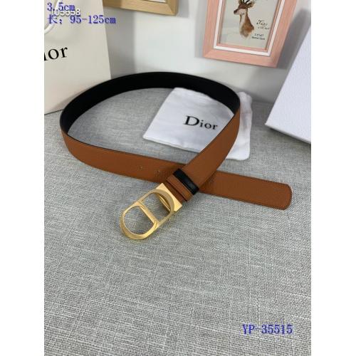 Christian Dior AAA Quality Belts #787601