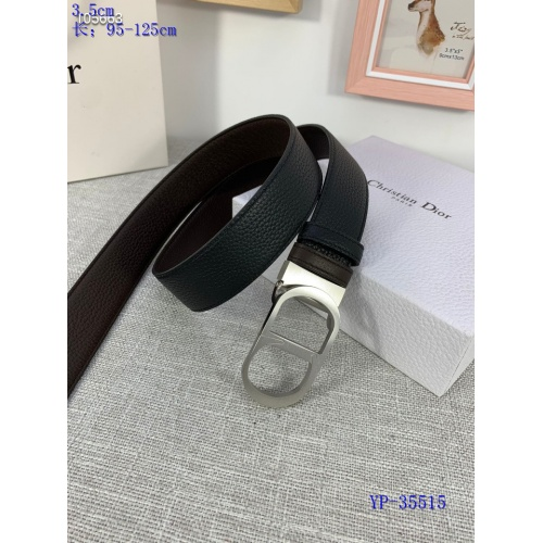 Replica Christian Dior AAA Quality Belts #787611 $58.20 USD for Wholesale